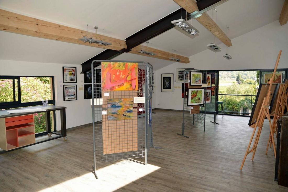 Location espace creatif proche Narbonne