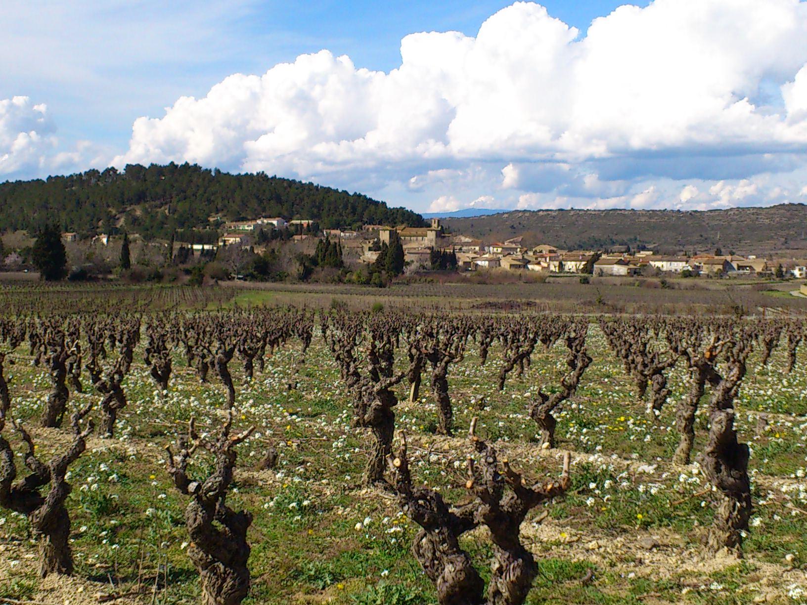 Village de Fontcouverte