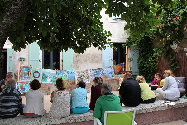 Cours de peinture proche Narbonne
